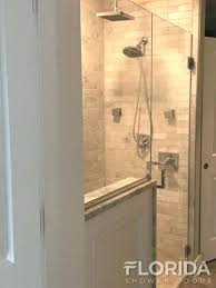 Glass Shower Doors Cost Frameless Glass Shower Doors Frameless Shower Custom Square Handle