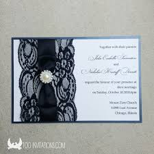 and black wedding invitations diy wedding invitations on 100 invitations wholesale in big