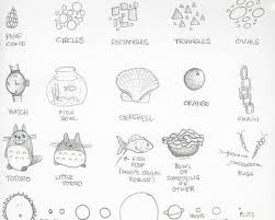 tiny object sketches 2013 katy scott art u0026 design