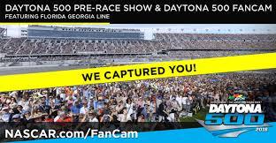 coke zero fan cam daytona 500 fancam returns for historic great american race