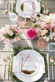 Beautiful Table Settings Simple 10 Pretty Table Decorations Inspiration Of Table