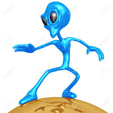 alien surfing ufo stock photo picture and royalty free image