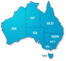 map of aus browse hospitals myhospitals gov au
