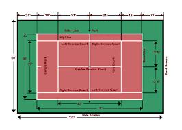 table tennis dimensions inches virginia asphalt association