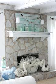 stacked stone outdoor fireplace designs painted fireplaces with tv