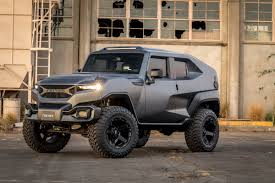 survival truck gear the 178k rezvani tank is a 500 hp military inspired u0027xtreme