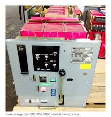 ds 416h westinghouse ds 416h circuit breaker reconditions at nas