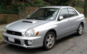 did the 2011 2012 2013 or 2014 subaru wrx wagon come in an