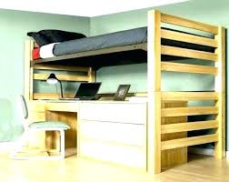 pictures of bunk beds with desk underneath white bed with desk lesdonheures com