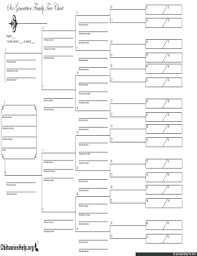 Free Fillable Family Tree Template Fill Online Printable Family Tree Template