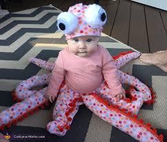 Infant Dalmatian Halloween Costume Baby Octopus Costume Legs Plays Fabrics