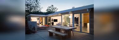 klopf architecture updates classic eichler home in palo alto
