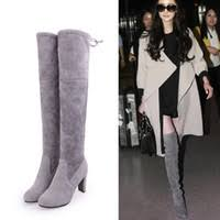 womens the knee boots canada womens black chunky boots canada best selling womens black