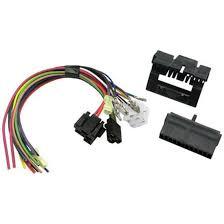 wiring 30805 gm steering column pigtail kit