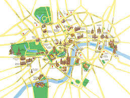 London Maps London Tours London Maps See Your London Hotel In Relation