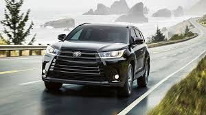2017 toyota highlander xle hd car wallpapers free download