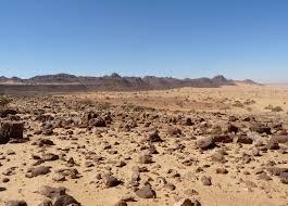 stone desert ergs regs hamadas the sahara desert a geomorphological approach