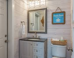 white washed pine cabinets beach cottage with whitewashed plank walls home bunch interior