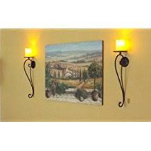 Chandelier Mural Amazon Fr Bougeoir Mural