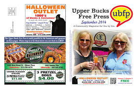 Boyertown Pa Halloween Parade Route by Upper Bucks Free Press U2022 September 2014 By Upper Bucks Free Press