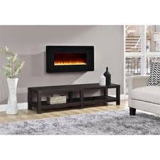 black friday fireplace entertainment center northwest wall mounted 54 inch electric fireplace with remote