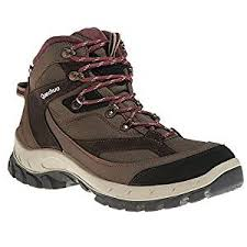 womens hiking boots uk forclaz 500 hiking shoes size uk 3 amazon in sports