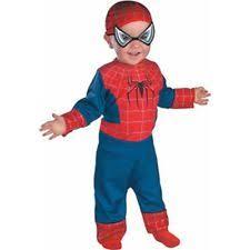 Baby Spider Halloween Costume Baby Spiderman Costume Ebay