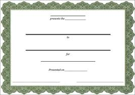 10 certificate of appreciation templates word excel pdf formats