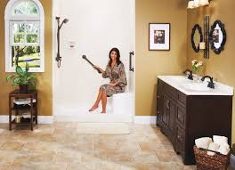 Walk In Shower Ideas For Bathrooms Walk In Shower Photos Pictures Of Walk In Showers Safe Step Tub