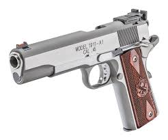 1911 range officer 45acp pistol best steel frame handgun