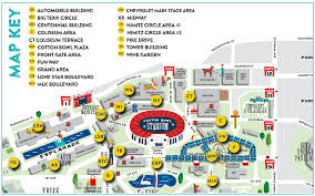 Garden State Plaza Map by Thrifty Thursdays State Fair Of Texas