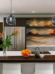 kitchen island luxury lighting kitchen decor with round modern