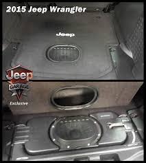 jeep wrangler speaker box subwoofer fit in 2015 jeep wrangler forum