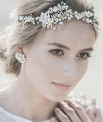 hair accessories melbourne classic pearls ivory wedding pearls with
