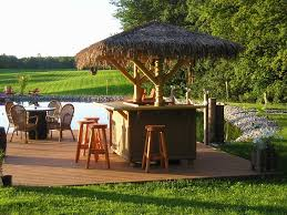 how to build a tiki bar in your backyard 2017 mixture home