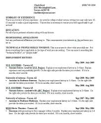 resume exles for college students exles or resumes exle resumes for college students