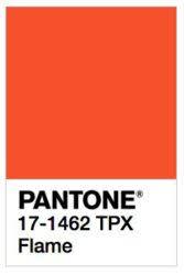Warm Orange Color Trending Colors Spring 2017 Color Me Pretty