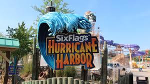Six Flags America Map by Hurricane Harbor Six Flags La Hurricane Harbor Discount Tickets