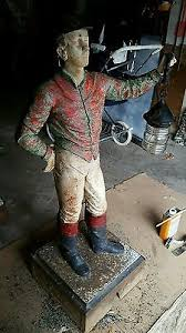 7 best lawn jockey images on lawn statues and cast iron