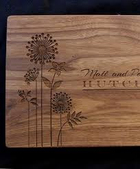 engraved cutting boards best 25 personalized cutting board ideas on creative