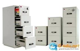 Vintage Metal File Cabinet Steelmaster File Cabinet With Safe Vintage File Cabinet With Safe