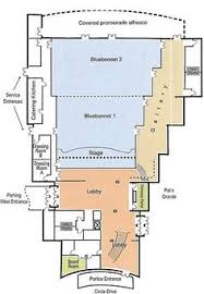 lds conference center floor plan exhibit hall b lobby miami beach convention center pinterest