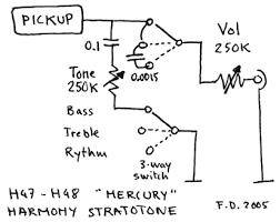 harmony jupiter wiring