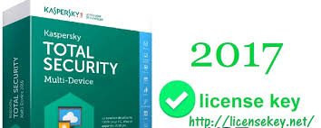 kaspersky total security 2017 license key latest