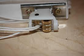 Safety Blind Cord Lock Away Roman Blind Cord Lock Ebay