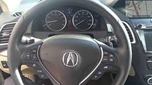 acura jeep 2010 how to adjust steering wheel on 16 acura rdx ms youtube
