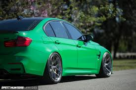 Mean Green The Legend Of M3 Speedhunters