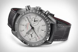 omega speedmaster grey side of the moon uncrate