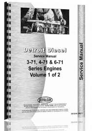 detroit diesel 4 71 inframe overhaul engine rebuild kit