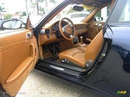 1986 porsche targa interior natural leather brown interior 2007 porsche 911 targa 4s photo
